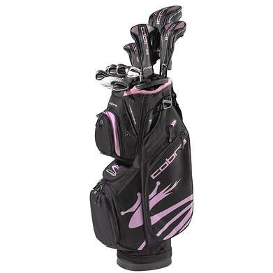 Cobra F-MAX Airspeed Womens Complete Golf Club Set