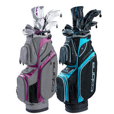Cobra F-Max Superlite Womens Complete Golf Club Set