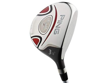 Ping Faith Fairway Wood 5 Wood 5W 22* Ping ULT 200 Ladies Graphite Ladies Right Handed 42 in