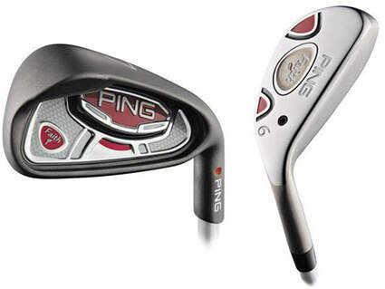 Ping Faith Iron Set 7-PW GW SW Ping ULT 200 Ladies Graphite Ladies Right Handed 35.75in
