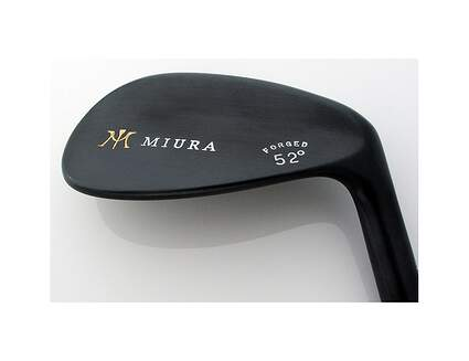 Miura Forged Black Wedge