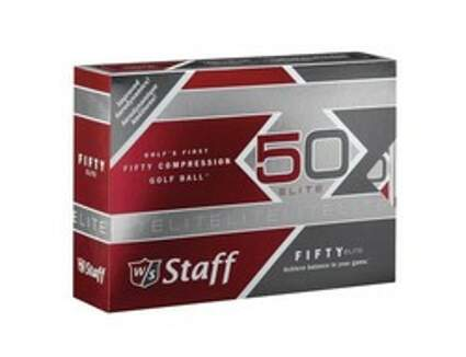 Wilson Staff Fifty Elite Dozen Golf Balls
