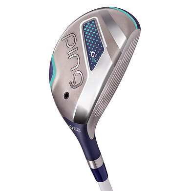 Ping G LE Hybrid 5 Hybrid 26* ULT 230 Lite Graphite Ladies Right Handed 38.5 in