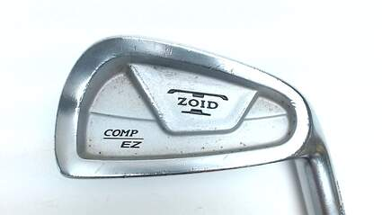 Mizuno T-Zoid EZ Comp Single Iron 3 Iron Gold Plus S400 Steel Right 39.25 in
