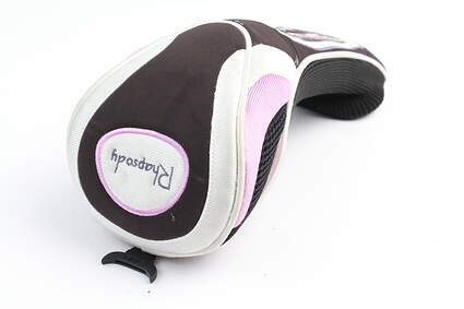 Ping Rhapsody Fairway Wood Headcover Head Cover No Tag Used HC Golf