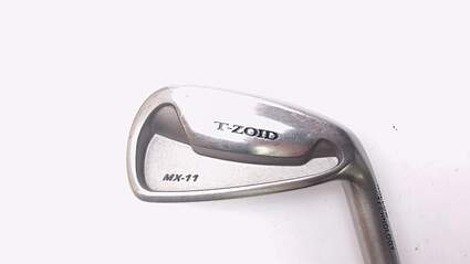 Mizuno MX 11 Single Iron 4 Iron Graphite Regular Right 38.5 in