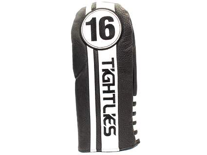 "Adams 2014 Tight Lies ""16"" Fairway Wood Headcover Black/White"