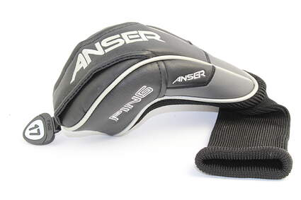Ping Anser 2 Hybrid 17 Degree Tag Headcover Black/Silver/White