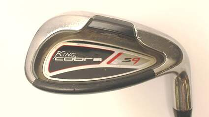 Cobra S9 Gap Wedge GW Nippon NS Pro 950GH Steel Regular Right Handed 35.25 in