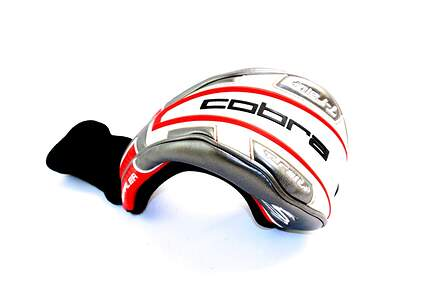 Cobra T-Rail Plus+ Fairway Wood Headcover Red/Gray/White