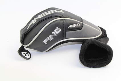 Ping Anser 5 Hybrid 27° Tag Headcover Head Cover Golf