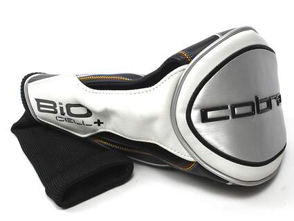 Cobra Bio Cell + Black Driver Headcover Men's Golf Accessory
