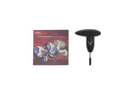 Callaway 2014 Driver Adjustablility Torque Wrench W/ Instruction Manual