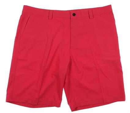 New Mens Adidas Golf Shorts Size 34 Desert Flower Stretch