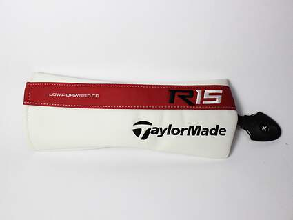 TaylorMade R15 Fairway Wood Headcover Red/White/Black