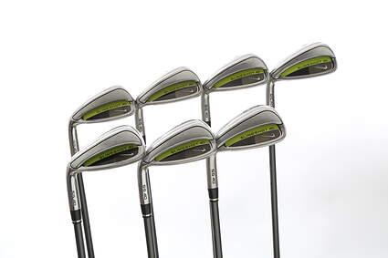 Nike Slingshot 4D Iron Set 5-PW GW Nike UST Slingshot 4D Graphite Stiff Left Handed 38 in