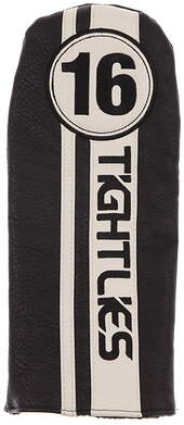 Adams Tightlies Hybrid 16 Headcover Black White Tight Lies Head Cover