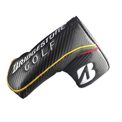 Bridgestone True Balance TD-01 Putter Blade Headcover Head Cover Golf
