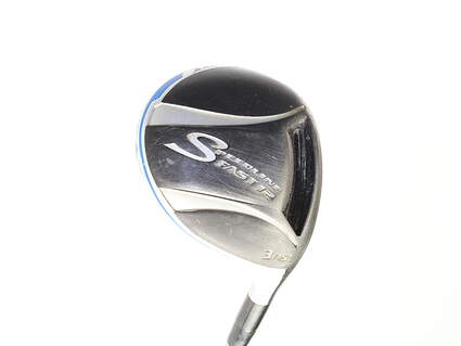 Adams Fast 12 Fairway Wood 3 Wood 3W 15* Speedline F12 Graphite Regular Right Handed 42.75 in