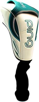 Ping 2015 Ladies Rhapsody Driver Headcover White/Green