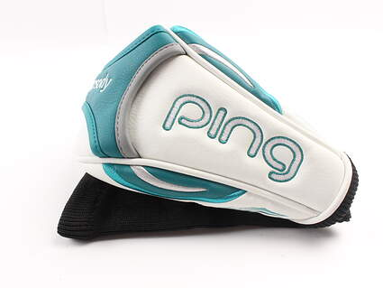 Ping 2015 Ladies Rhapsody 3 Fairway Wood Headcover White/Green