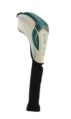 Ping 2015 Ladies Rhapsody 5 Fairway Wood Headcover White/Green