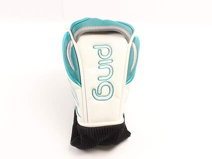 Ping 2015 Ladies Rhapsody 7 Fairway Wood Headcover White/Green