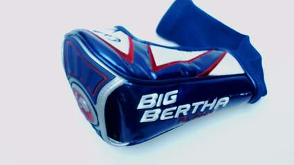 Callaway 2014 Big Bertha Alpha G Core Driver Headcover Blue/Red/White