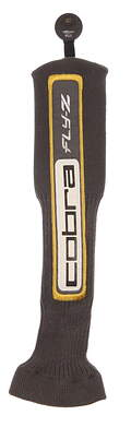 Cobra Fly-Z Sock Style Fairway Wood Headcover Gray/White/Yellow