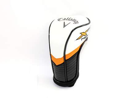 Callaway X2 Hot Fairway Wood Headcover Black/White/Orange
