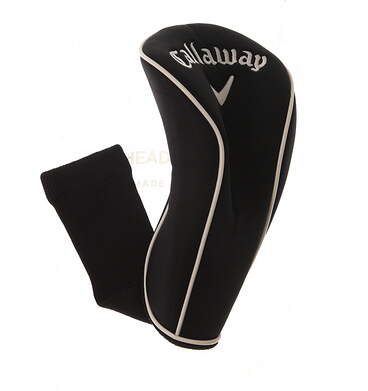 New Callaway Generic Universal Black Driver Headcover Head Cover Golf