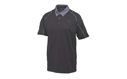 New Mens Puma BioSwing Cool Cell Golf Polo Medium Black 568252 MSRP$60
