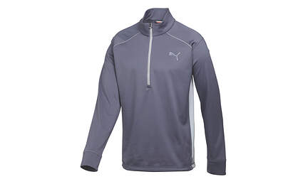 New Mens Puma Essential Performance Warm Cell Pullover Medium Gray 568249 MSRP $75