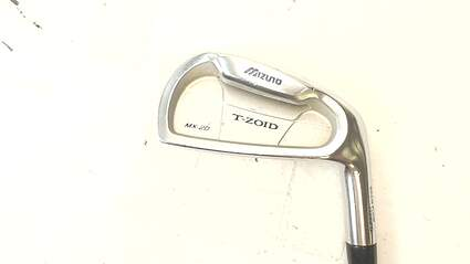 Mizuno MX 20 Single Iron 4 Iron True Temper Dynalite Gold 300 Steel Regular Right Handed 38.25 in