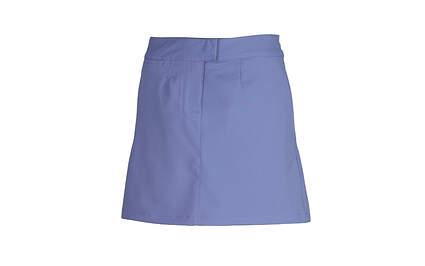 New Womens Puma Solid Tech Wicking Dry Cell Golf Skort Size Medium Lavender 568369 MSRP $65