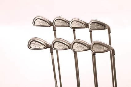 Callaway X-14 Iron Set 4-PW SW Callaway Gems 55w Graphite Ladies Right Handed 37 in