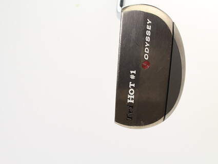 Odyssey Tri Hot 1 Putter Steel Right Handed 35 in