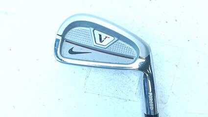 Nike Victory Red Split Cavity Single Iron 4 Iron Dynamic Gold SL S300 Steel Stiff Right Handed 38.5 in