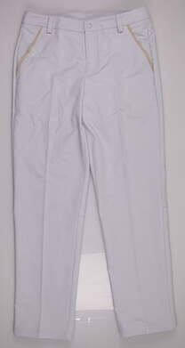 New Mens Puma Thermal Insulated Warm Cell Tech Golf Pants 32x32 Gray Dawn 569095 MSRP $90