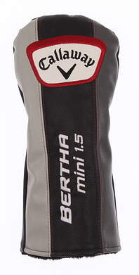 Callaway Big Bertha 1.5 Mini Driver Headcover Head Cover Golf 2015