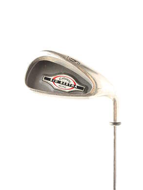 Callaway 2002 Big Bertha Single Iron 6 Iron Callaway Big Bertha Steel Steel Uniflex Right Handed 37.25 in