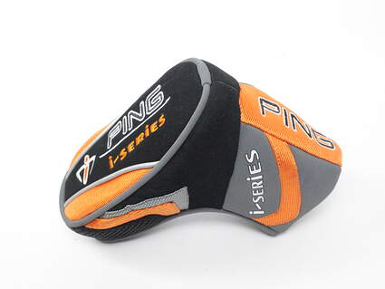 Ping i-Series Piper Blade Putter Headcover Head Cover Orange Golf
