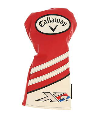 Callaway XR Pro Red Driver Headcover Head Cover Golf