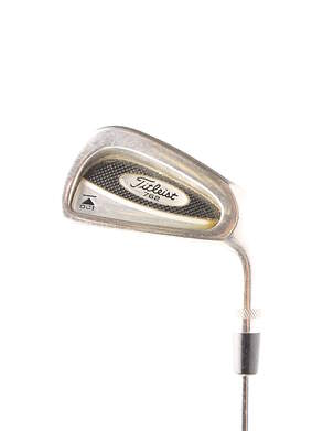 Titleist DCI 762 Single Iron 4 Iron Stock Steel Shaft Steel Stiff Right Handed 38.5 in