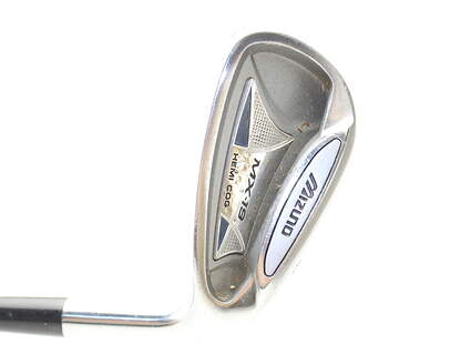 Mizuno MX 19 Single Iron Pitching PW Mizuno Exsar IS2 Graphite Regular Right Handed 35.75 in