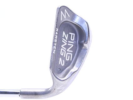 Ping Zing 2 Wedge Pitching PW Stock Steel Ping Tour Special Shaft Steel Stiff Right Handed Green Dot 35.5 in