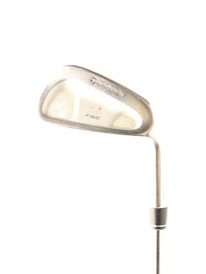 TaylorMade Rac TP Combo Single Iron 6 Iron Rifle Flighted 6.0 Steel Stiff Right Handed 36.75 in