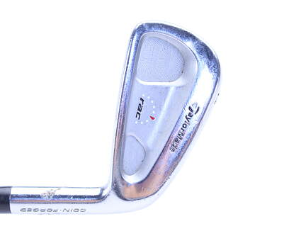 TaylorMade Rac TP Combo Single Iron 4 Iron Stock Steel Shaft Steel Stiff Right Handed 38.25 in