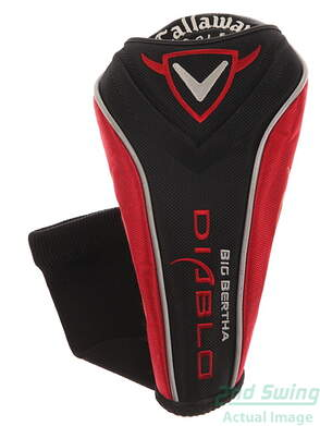 Callaway 2009 Big Bertha Diablo Driver Headcover Red/Black/White