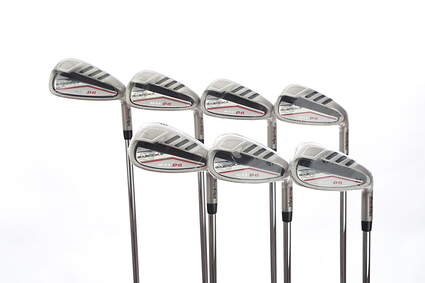 Tour Edge Bazooka Max-D45 Iron Set 4-PW True Temper Dynamic Gold R300 Steel Regular Right Handed 38.25 in